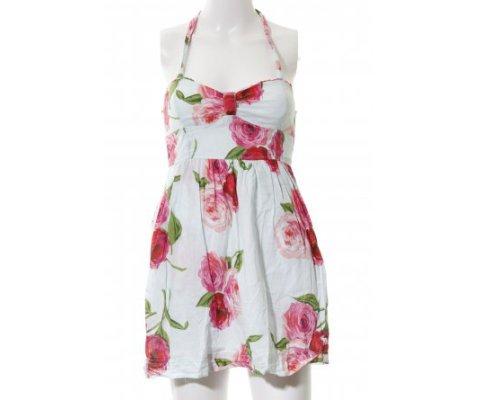 Abercrombie & Fitch sukienka na szyję