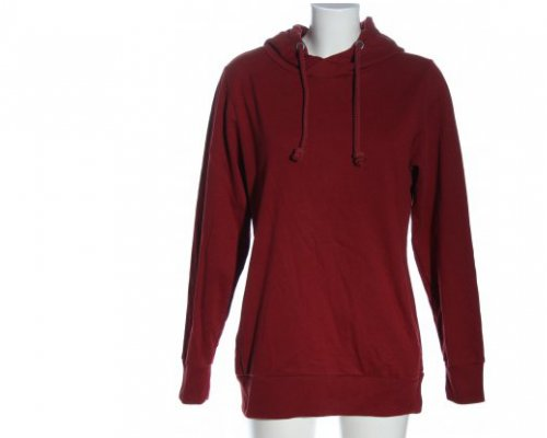 Active Hoodie in Rot