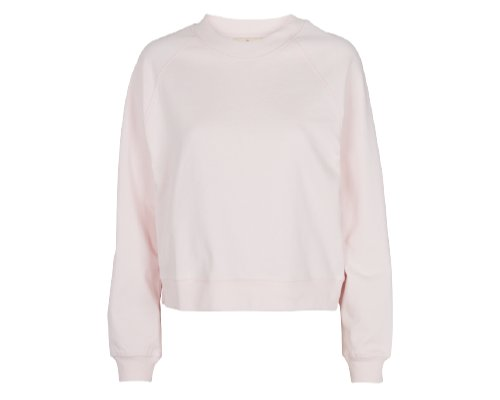 Altrosa Pullover von Basic Apparel