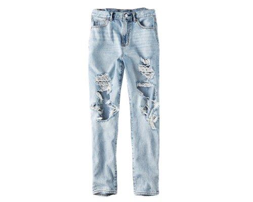 America Today Boyfriend Jeans im Used Look
