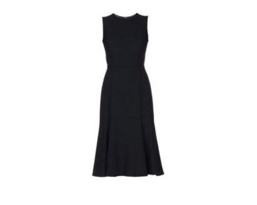 Amor & Psyche - schwarzes Kleid
