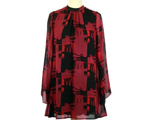 Andy Warhol by Pepe Jeans London Print Shirtdress