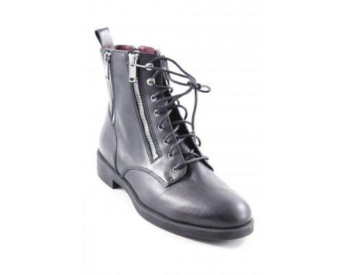 Ankle Boots in Schwarz von Marc By Marc Jacobs
