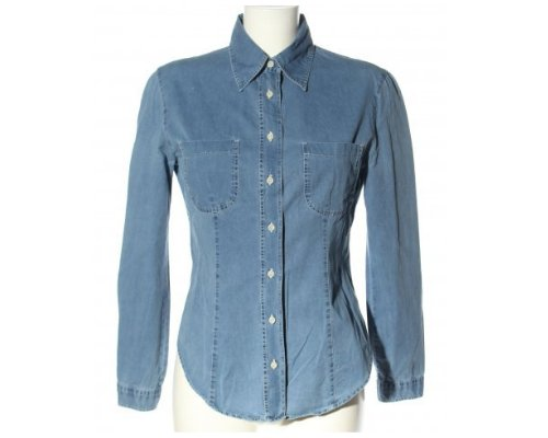 Armani Jeans Jeanshemd in Blau