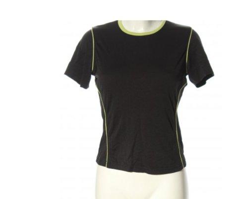 Bally Golf T-Shirt in Schwarz