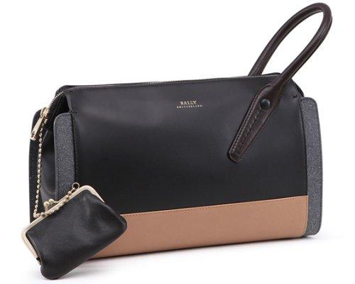 Bally Handtasche mit Geldbörse