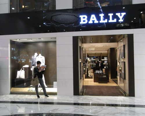 Bally Storefront
