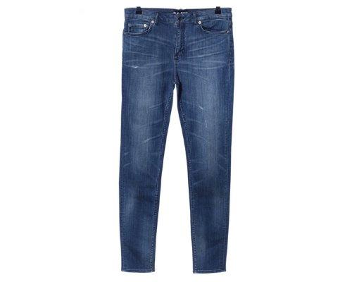 Blau Jeans von BLK DNM