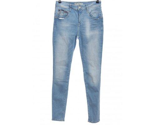 Blaue Mavi Serena Skinny Jeans