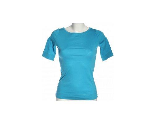 blaue Jacke von Strenesse Gabriele Strehle