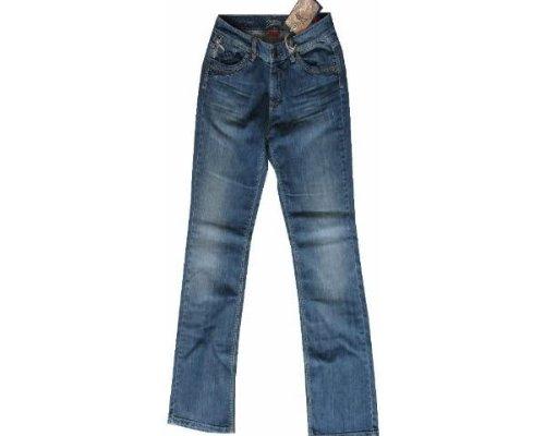 Blaue Skinny Jeans von Zagora