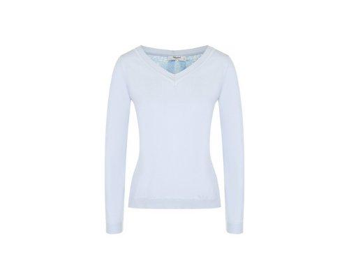 Blauer Pullover  von Bluegirl