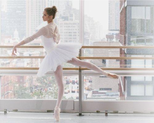 Bloch ist DIE Marke für professionelle Ballett-Tänzer.