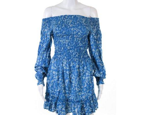 Blue Vanilla Sommerkleid