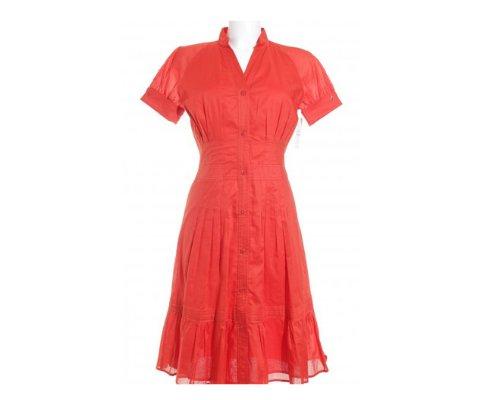 Blusenkleid in Rot von Escada Sport