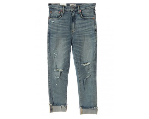 Boyfriend Cropped Jeans von Agolde