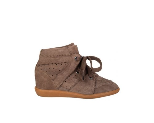 Braune Isabel Marant Sneaker