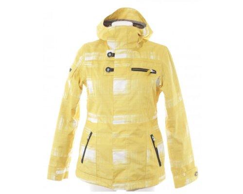 Bunte Burton Snowboard-Jacke für Damen