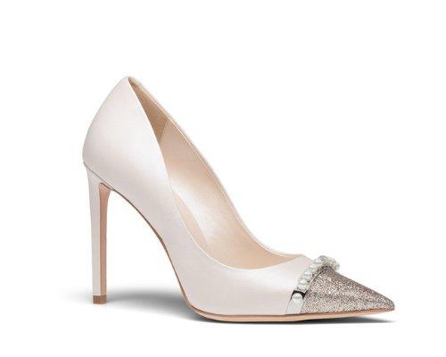 Carlo Pazolini High Heels mit Perlen-Details