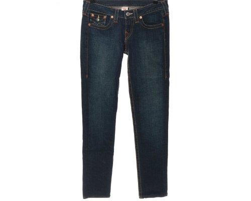 casual kombinierte True Religion Jeans