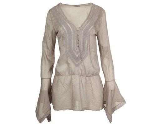 Casual Linen Shirt-Bluse von Braez