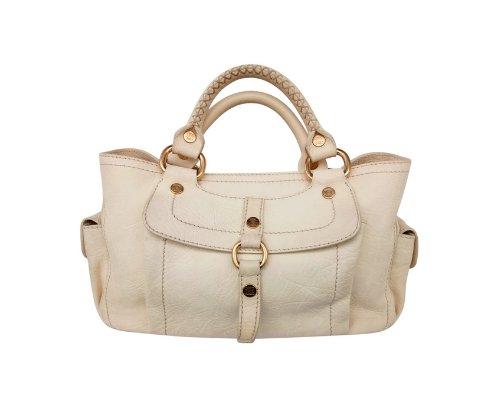 Celine Boogie Bag in Beige