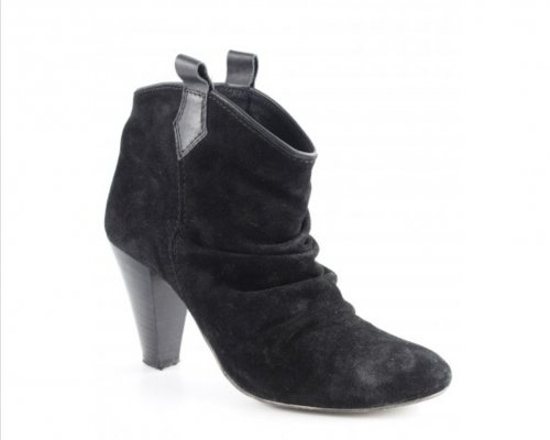 Danny Shoes Ankle Boots in schwarz