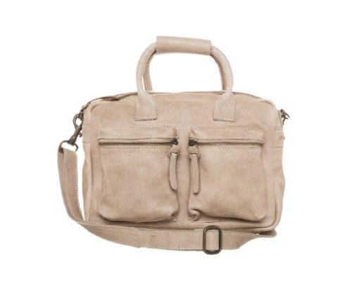 Der perfekte Wegbegleiter: Beige Tasche von Cowboysbag.