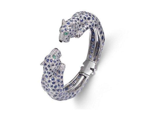 Diamante, Saphire und der Panther: Markenzeichen von Cartier (Quelle: PR)