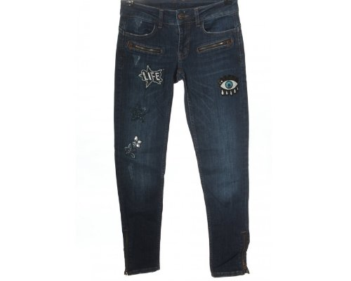 Die etwas andere Jeans on Blue Fire