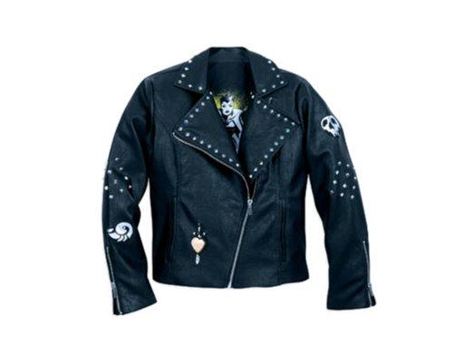 Disney Villains Moto Jacket mit Schurken-Motiv auf dem Rücken
