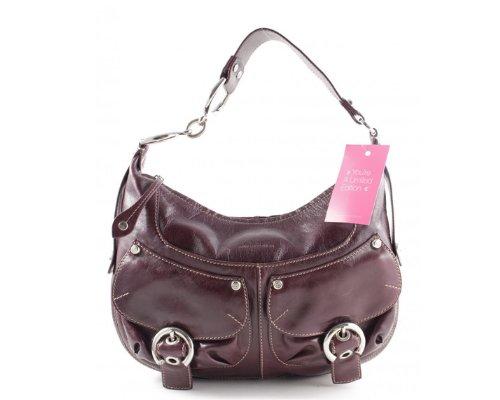 Edle und hochwertige Handtaschen aus Leder von Francesco Biasia.