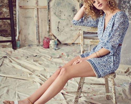 Ein schönes Tunikakleid gehört in jeden Kleiderschrank