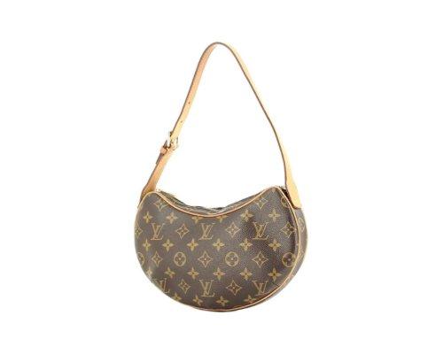 Eine Pochette, die jeden Look bereichert: Louis Vuitton Croissant