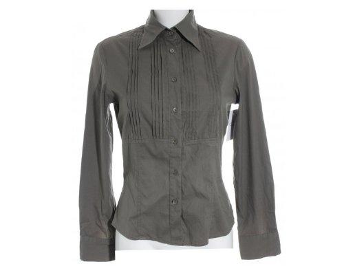 Elegante Hemd in Grau von Laltramoda