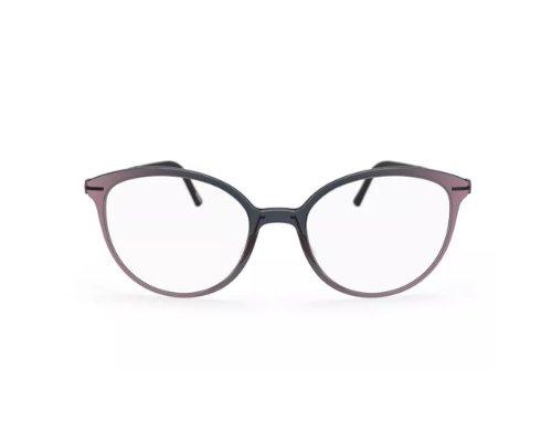 Elegante randlose Business-Brille von Silhouette