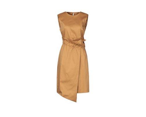Elegantes Kleid mit Faltenrock von Anna Rita N