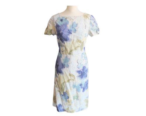 Elegantes Blumenprint Kleid von Vittoria Verani
