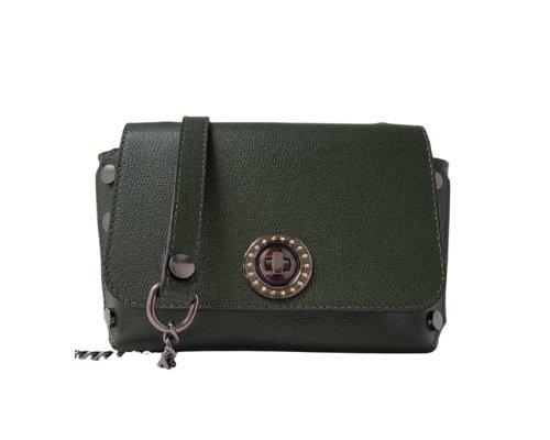Exklusive Leder Crossbody Minibag von Borse in Pelle Italy