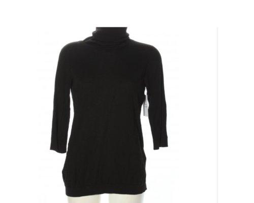 Falconeri Rollkragen-Pullover in Schwarz