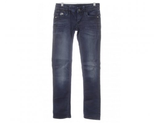 G-Star Lynn Skinny Jeans in dunkler Waschung