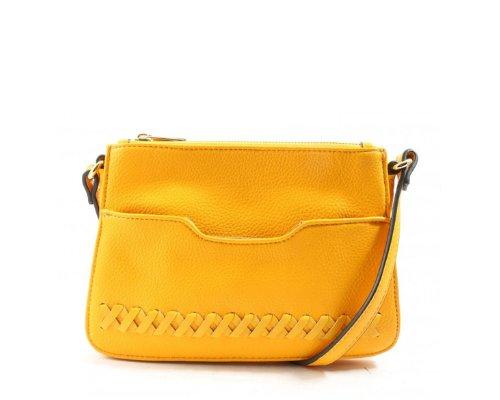 Gelb Tasche von Bessie London
