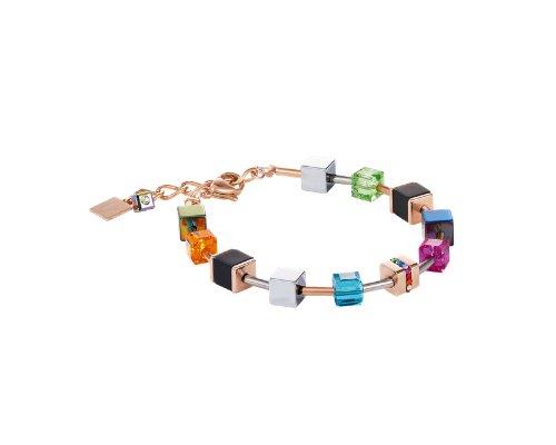 Geocube Halskette und Armband von Coeur de Lion