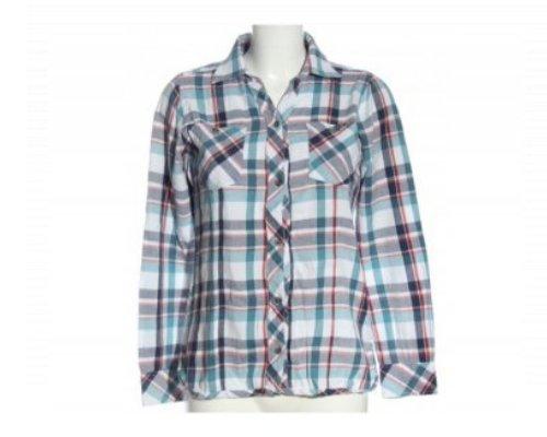 Glencheck Hemd-Bluse von Elkline