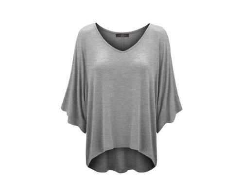 Grauer Oversized Shirt von MBJ.