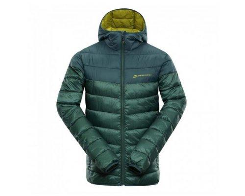 Grüne Softshelljacke von Alpine Pro