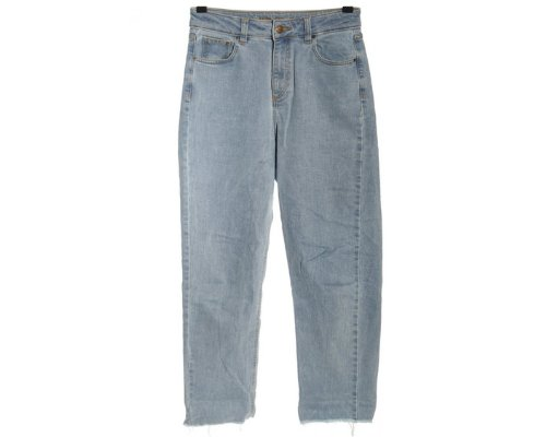 H&M Conscious Collection High Waist Mom Jeans