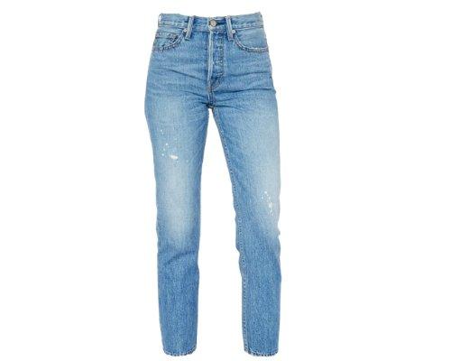 Hellblau Skinny Jeans von Artisan.