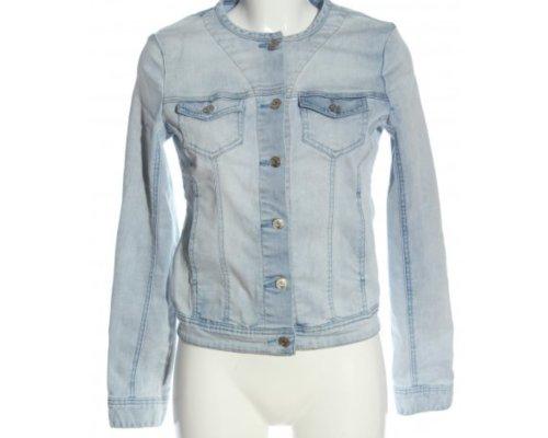 Helle Jeansjacke von Blue Ridge Denim