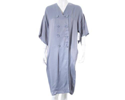 Hemdkleid in Grau von Asos White